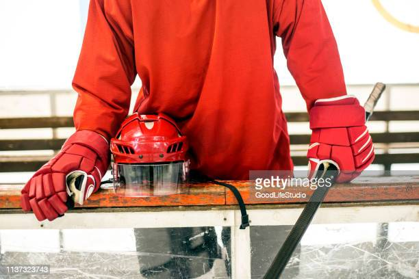ice hockey - ice hockey rink stock pictures, royalty-free photos & images