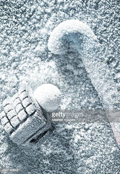 ice hockey - ice hockey glove stock pictures, royalty-free photos & images