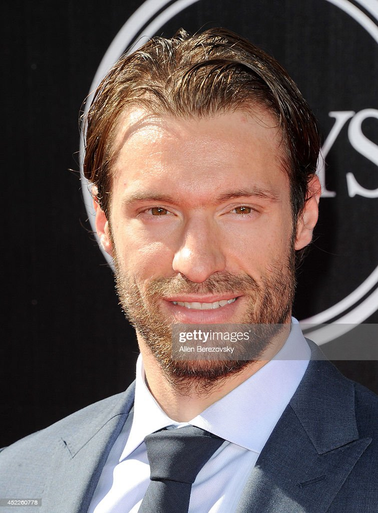 Ice hockey player Dominic Moore attends the 2014 ESPY Awards at Nokia Theatre L.A. Live on July 16, 2014 in Los Angeles, California.