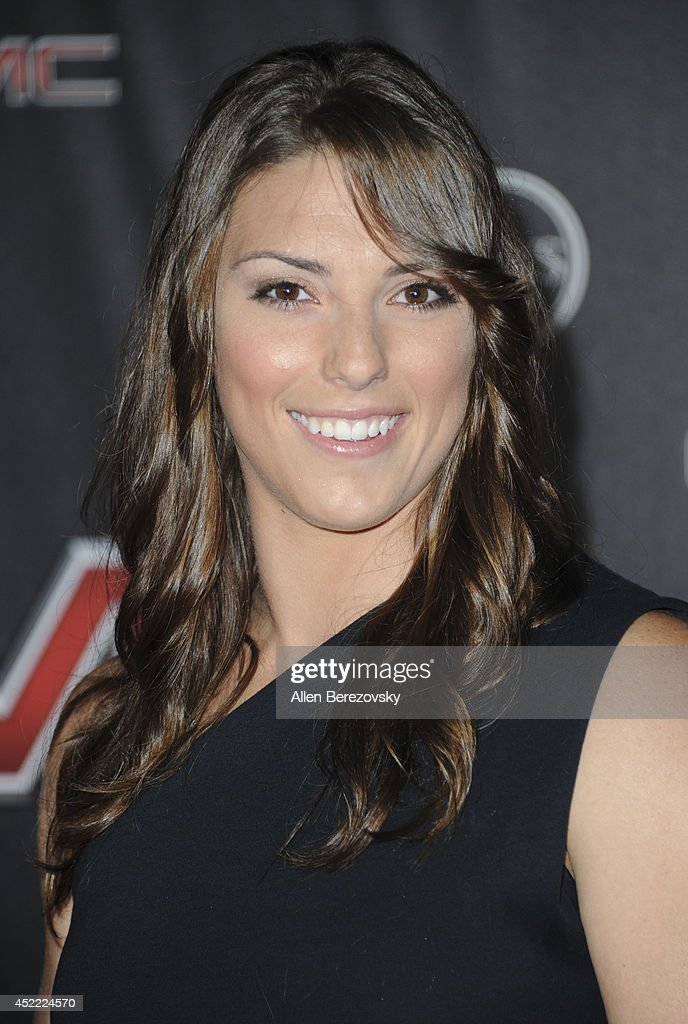 Ice hockey player Hilary Knight attends ESPN Presents BODY At ESPYS Pre-Party at Lure on July 15, 2014 in Hollywood, California.