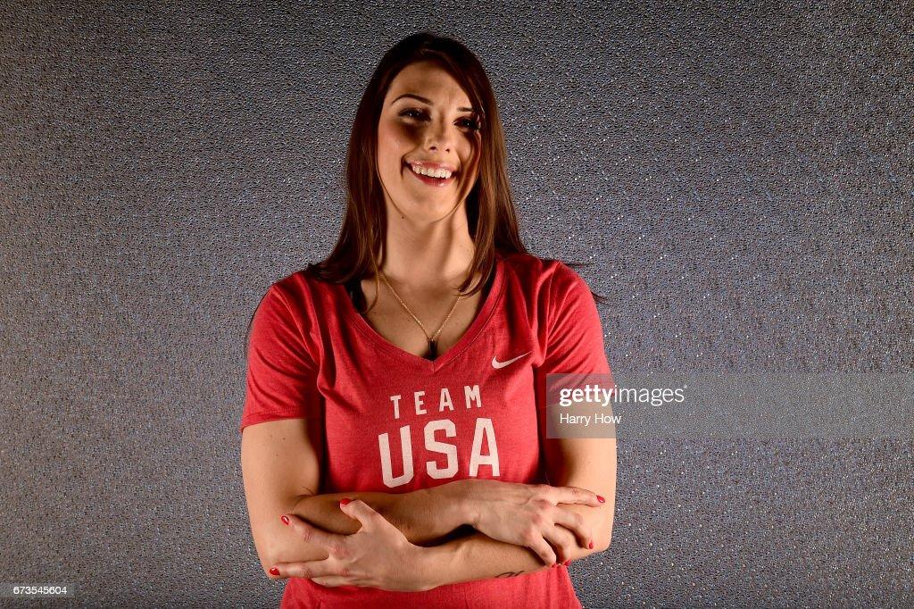 Hilary Knight Photos Photos - Team USA PyeongChang 2018