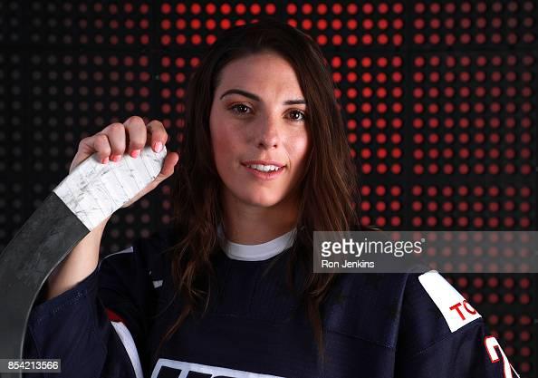 Hilary Knight Photos Photos - USA Hockey Womens Olympic