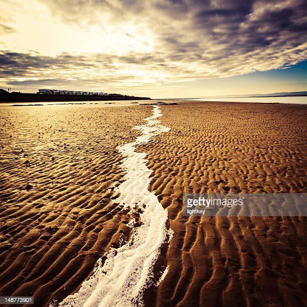 gelo na praia - descrição geral - fotografias e filmes do acervo