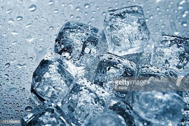 ice - ice cube stock photos and pictures