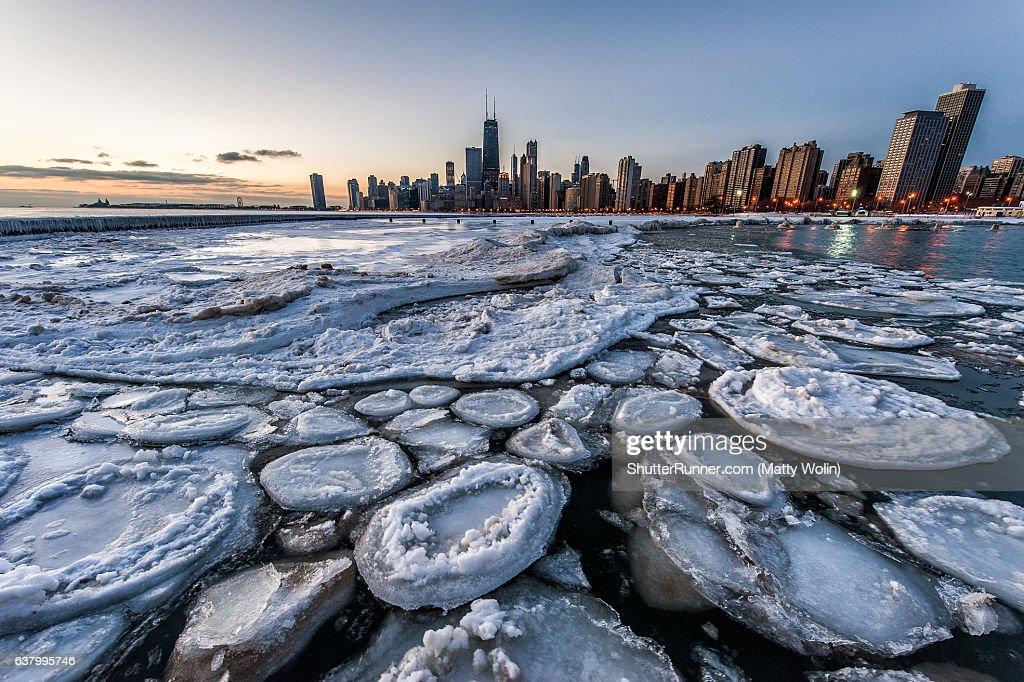 Ice Planet : Stock Photo