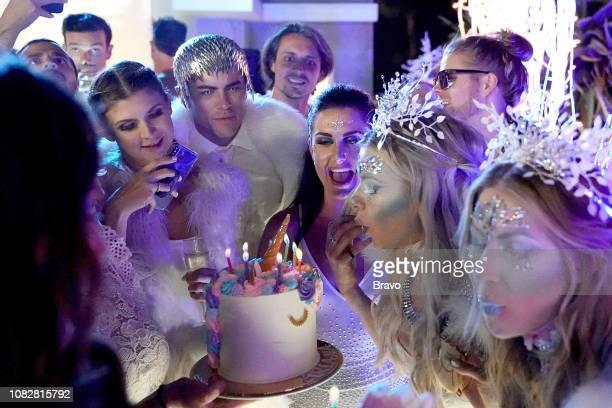 RULES 'Ice Queens' Episode 705 Pictured Tom Sandoval Ariana Madix Stassi Schroeder