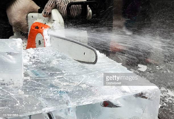 Ice Sculpturing