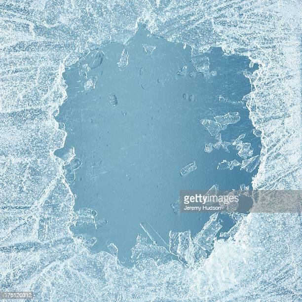 ice sheeting - ice stock pictures, royalty-free photos & images