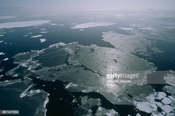 Ice sheets melt into the Bering Sea The 19921993 Transsibering Expedition crossed Siberia from Nadym to the Bering Strait studying and interacting...