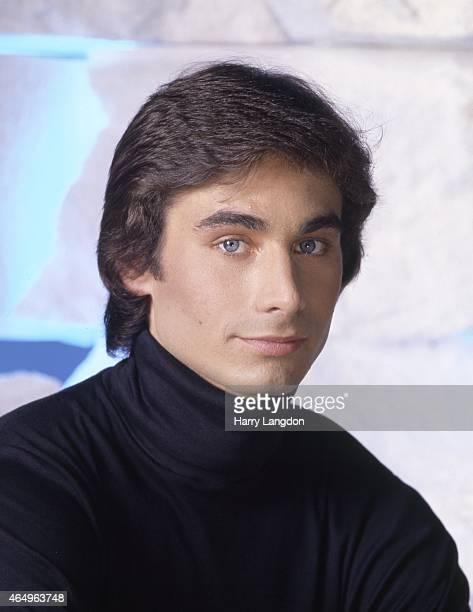 Ice Skater Randy Gardner and poses for a portrait in 1980 in Los Angeles California