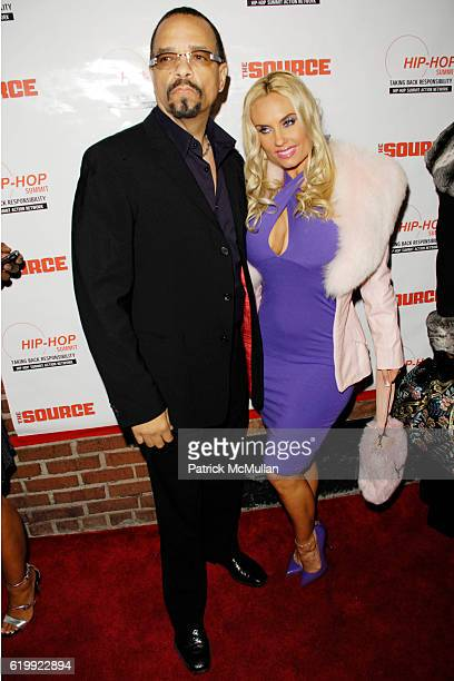 Ice T and Coco attend I AM CHANGE Get Out the Vote Party Arrivals Hosted by RUSSELL SIMONS and SPIKE LEE Presented by THE SOURCE and THE HIPHOP...