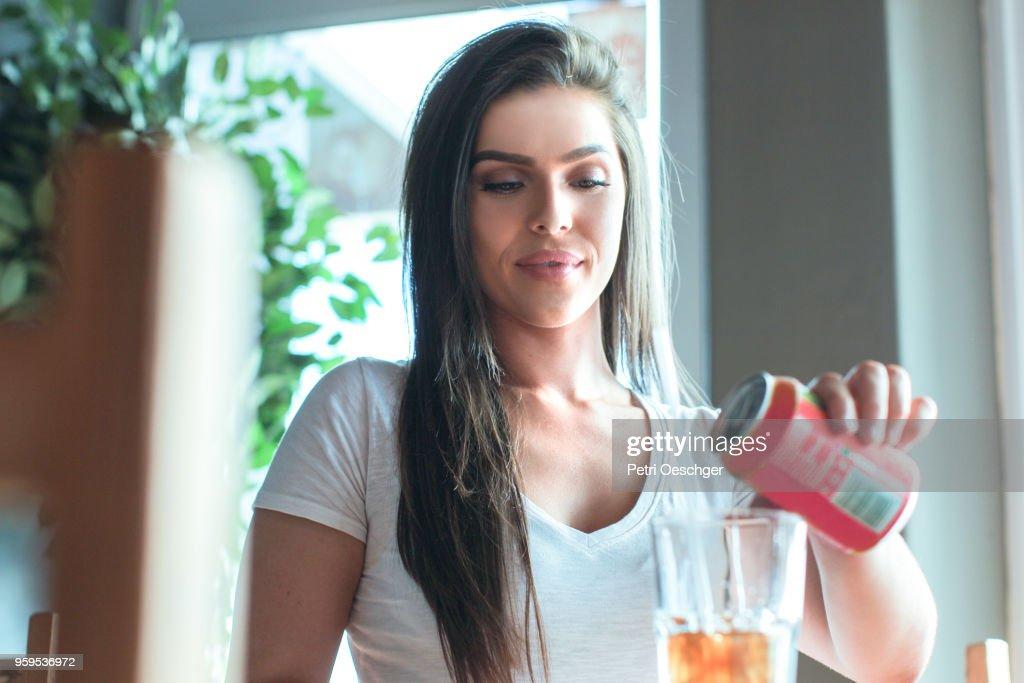 Ice Tea. : Stock-Foto