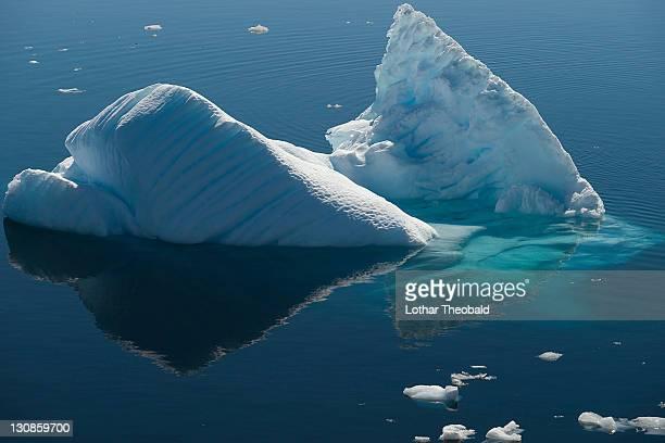 iceberg, antarctic sound, antarctica - antarctic sound stock pictures, royalty-free photos & images