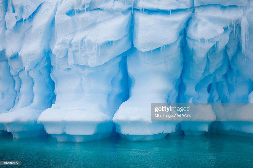 Iceberg, Antarctica : Stock Photo