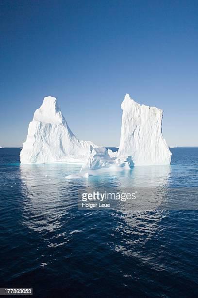 Iceberg from Ilulissat Kangerlua Icefjord