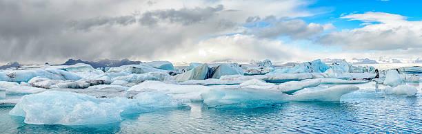 Iceberg Panorama Wall Art