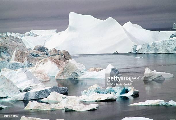 Iceberg Ilulissat Icefjord Ilulissat Greenland