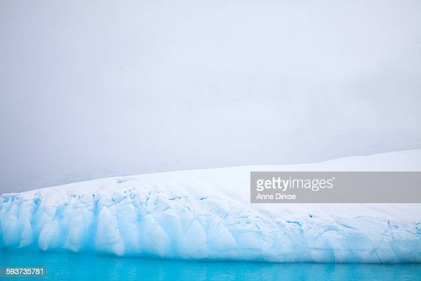 Iceberg in Blue seas
