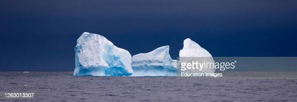 Iceberg in the Southern Ocean, Antarctica.