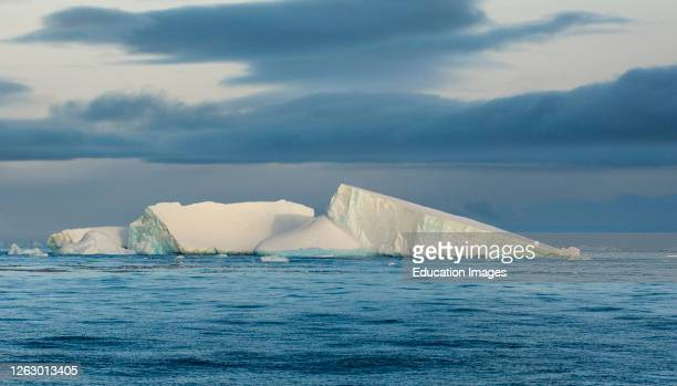 Iceberg in Weddell Sea, Antarctica.