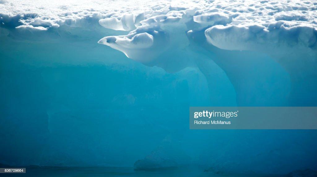 Iceberg near Pond Inlet : Stock Photo