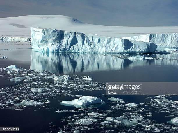 iceberg - south pole stock pictures, royalty-free photos & images