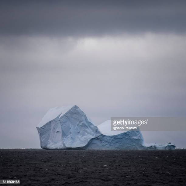 iceberg, south orkneys - south orkney island stock pictures, royalty-free photos & images