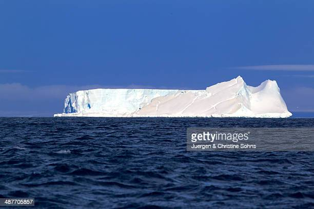iceberg, weddell sea, antarctica - weddell sea stock photos and pictures