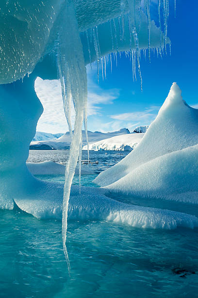 Iceberg, Wilhelmina Bay, Antarctica