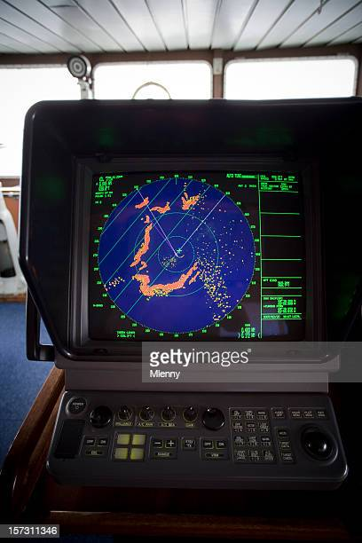 Eisberge Voraus, Kennenlernspiel Antarktis Radar