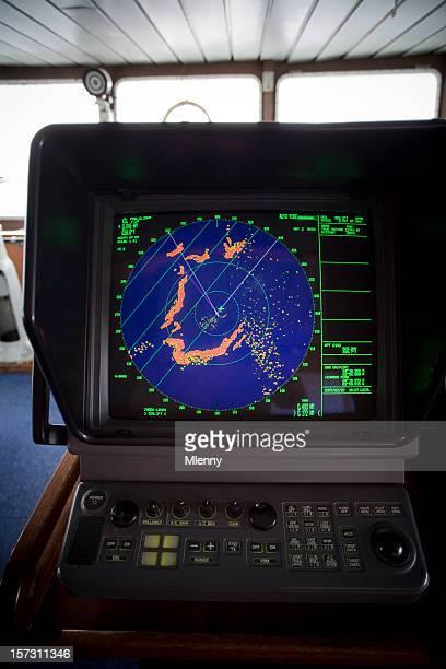 Icebergs Ahead, Icebreaker Antarctica Radar