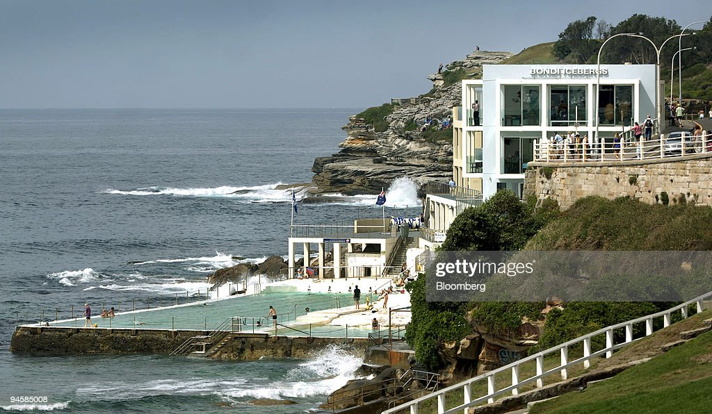 Icebergs Dining Room And Bar Is Perched On The Southern Headland Of Bondi  Beach In Sydney