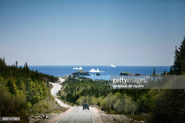Icebergs in Bonavista Bay As more icebergs drift into the bay due to climate change a few enterprising seafarers have begun harvesting their ice for...