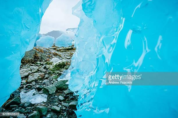 Icebergs, McBride Inlet, Glacier Bay NP