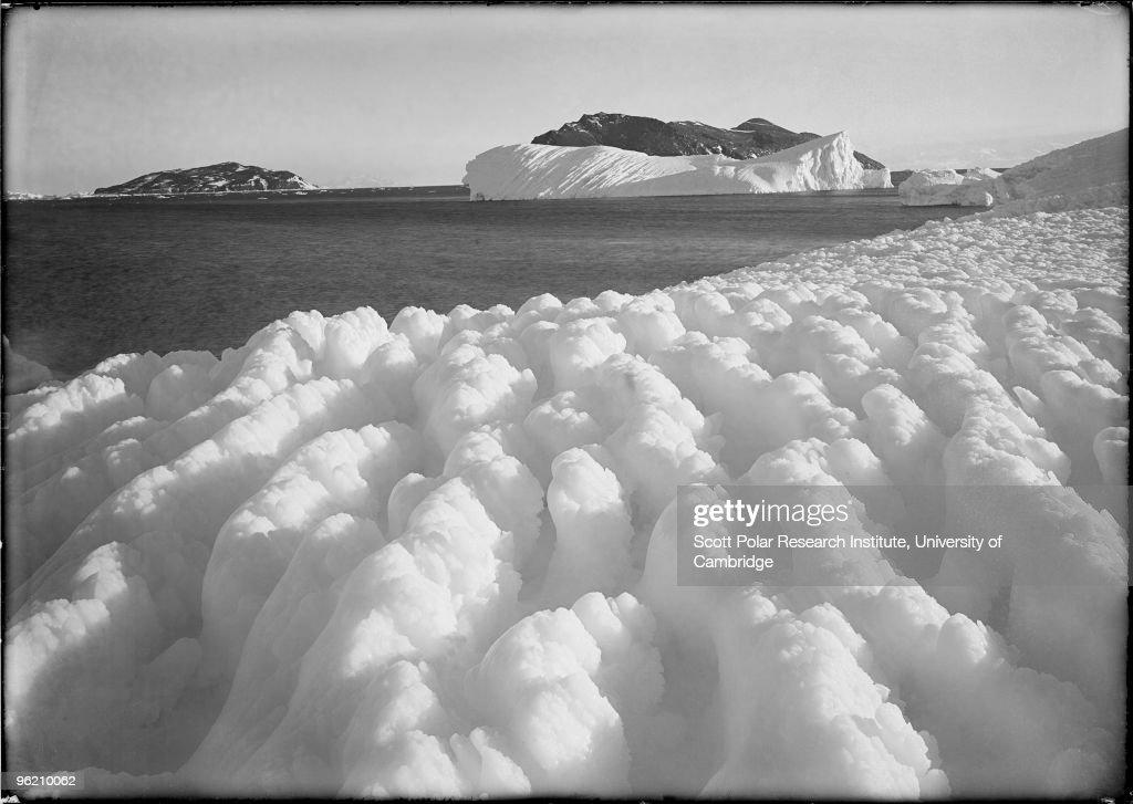 Terra Nova Expedition : News Photo