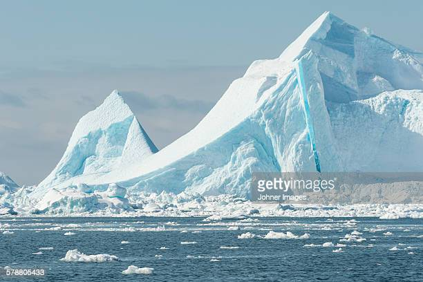 icebergs - berg stock pictures, royalty-free photos & images
