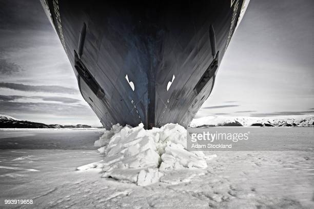 ice-breaker.jpg - adversity stock pictures, royalty-free photos & images