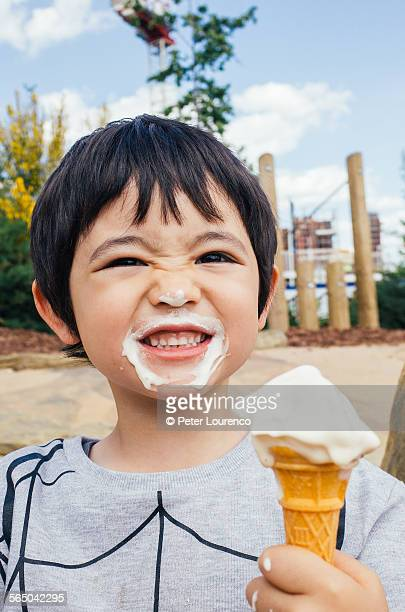 icecream beard - peter lourenco stock pictures, royalty-free photos & images