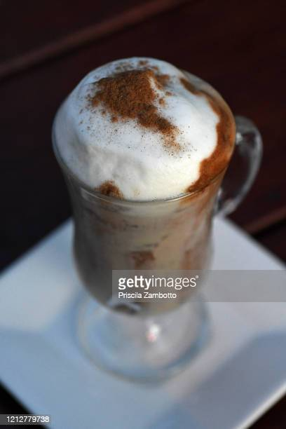 iced coffee drink - coffee drink stock pictures, royalty-free photos & images