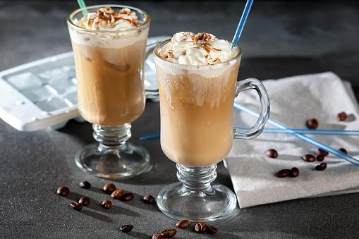 Iced coffee drink - gettyimageskorea