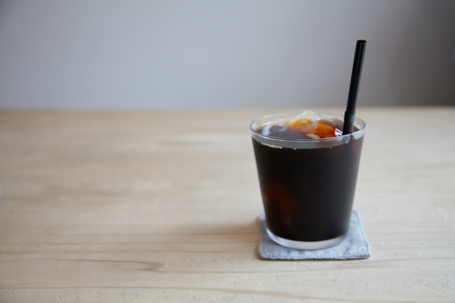 Iced Coffee. - gettyimageskorea