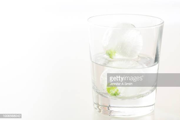 iced water - vodka stock pictures, royalty-free photos & images