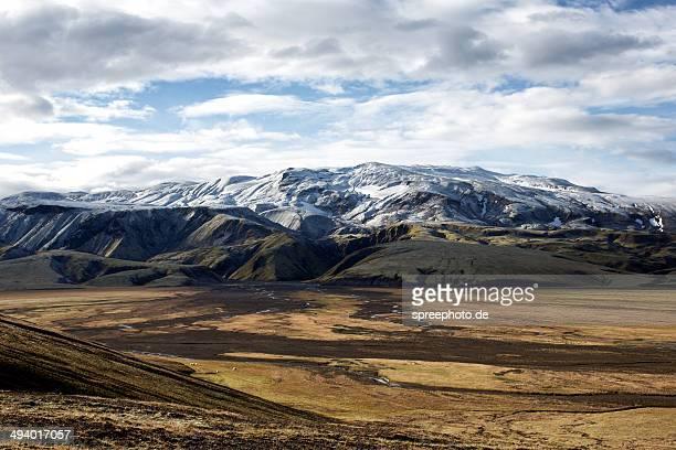 Iceland autumn colors