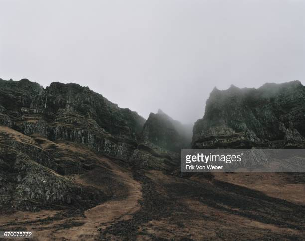 Iceland city and landscapes