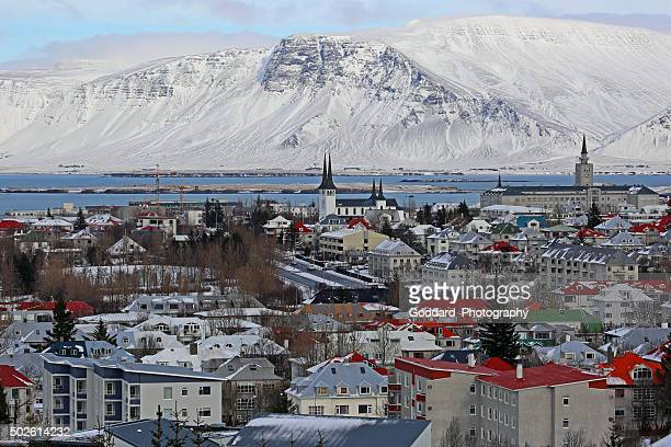 Iceland: City Of Reykjavik