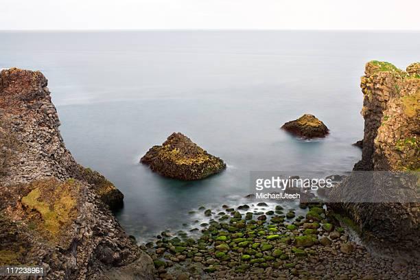 Iceland Coast Long Exposure