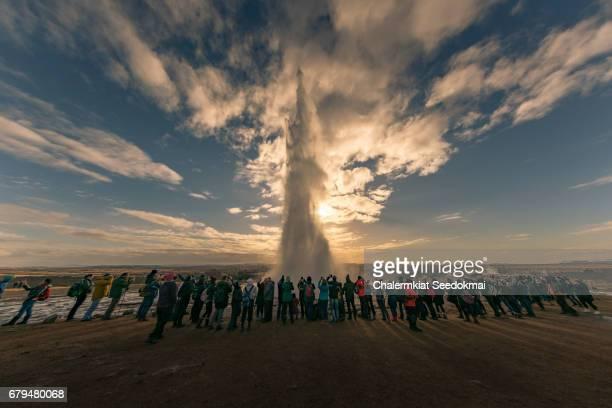 Iceland Geyser Strokkur