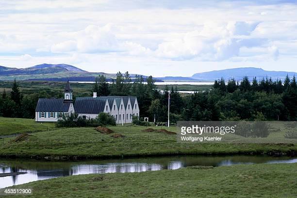 Iceland Golden Circle Thingvellir View Of Museum