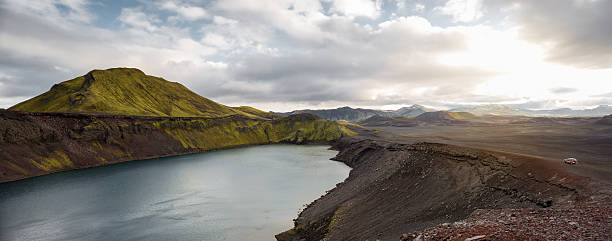 Iceland Highlands Panorama