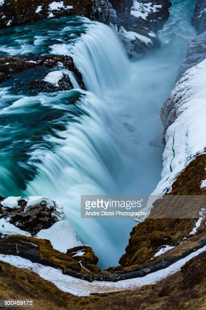 iceland landscape and nature - iceland - thingvellir stock photos and pictures